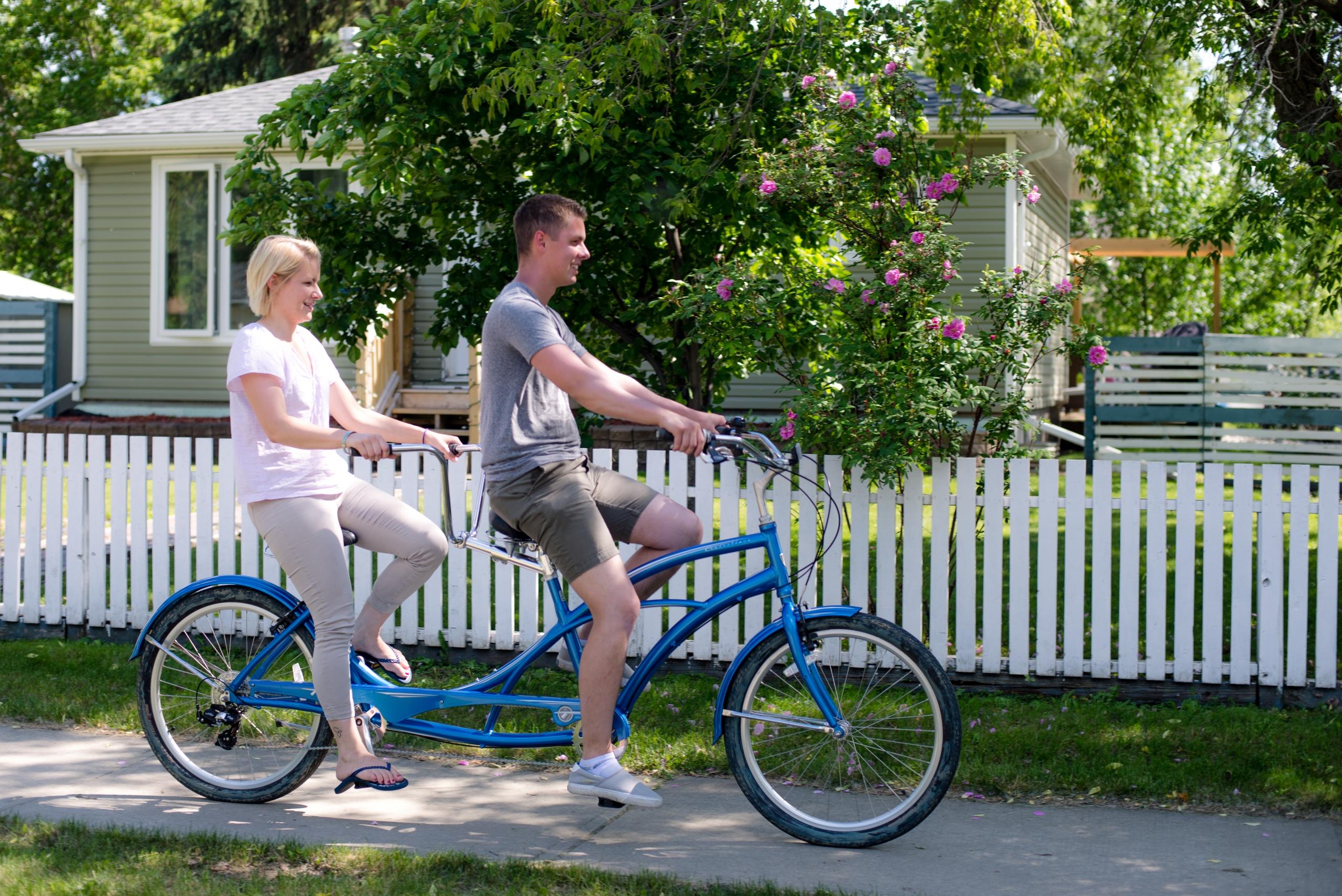 Convenient Bicycle Rentals